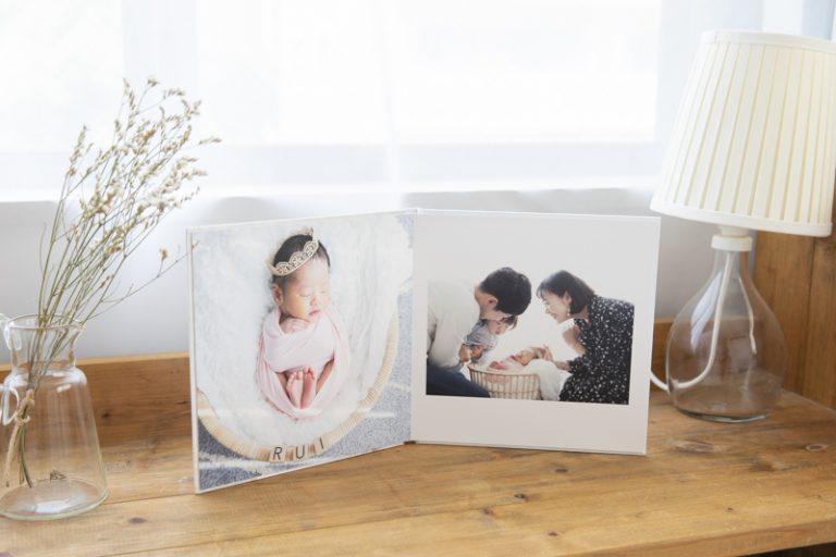 2面台紙のイメージ写真
